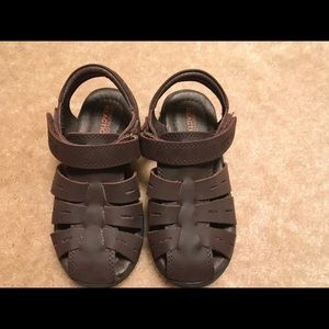 Kenneth Cole Leather Sandals sz9